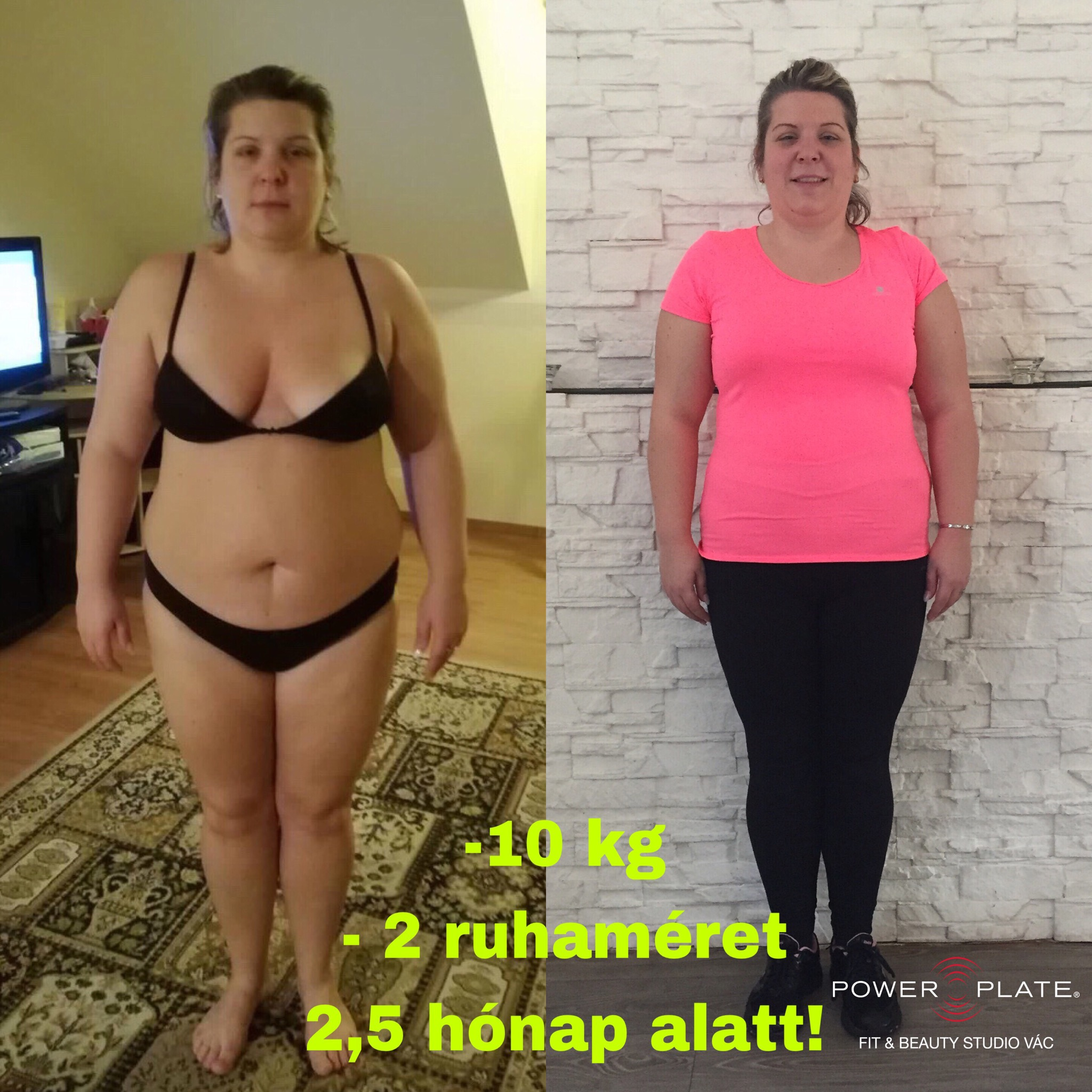 10 kg fogyás 1 hét alatt