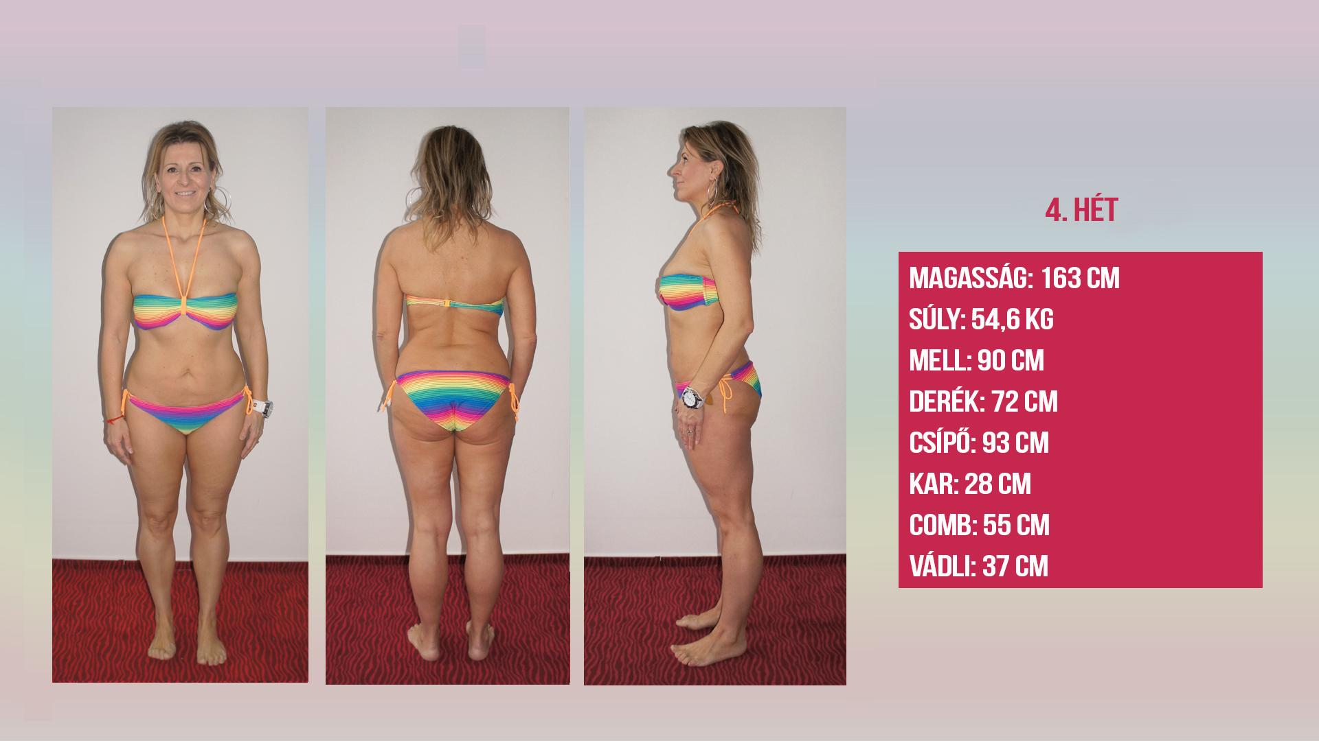 sikeres súlycsökkenés 40 felett