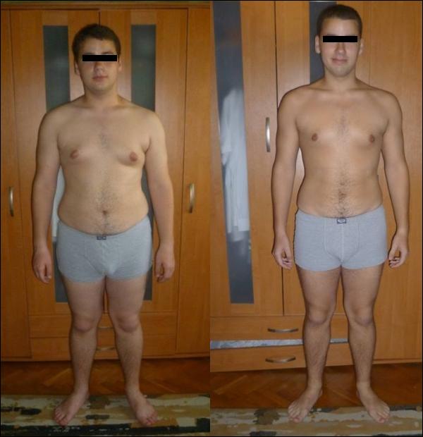 3 hónapos fogyás eredménye fogyókúra egy hét alatt