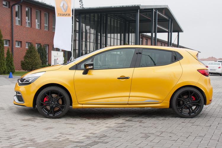 Renault Clio kombi és RS 2013 hazai bemutató