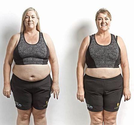 fogyni 53 éves ésszerű fogyás 4 hónap alatt