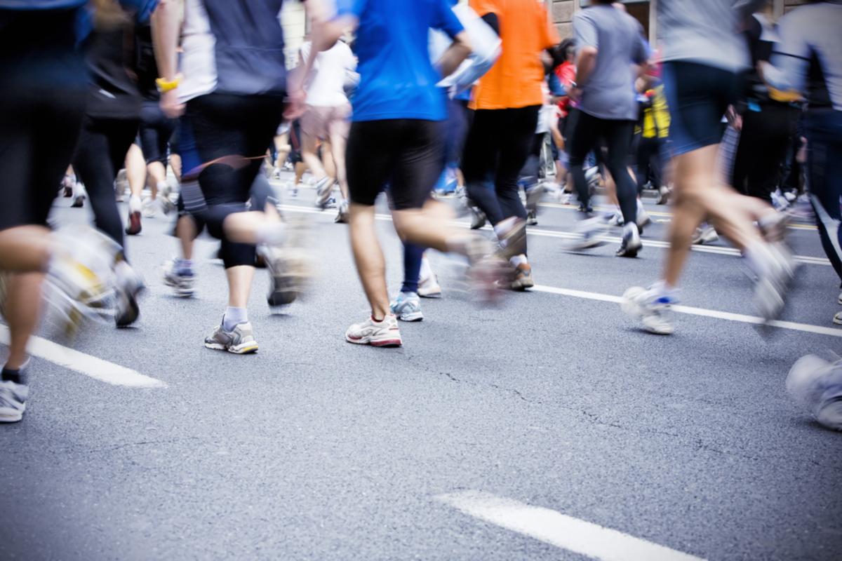 Sporttáplálkozás közvetlenül a verseny előtt és a verseny során