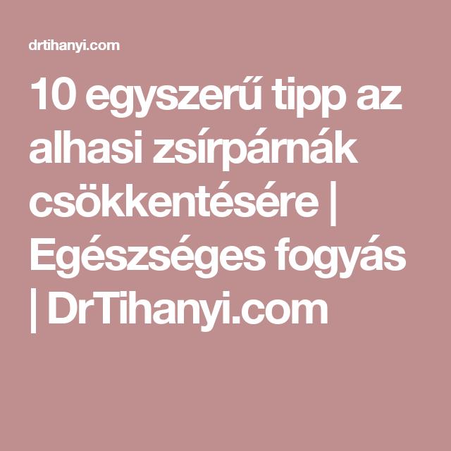 10 fogyási tipp tippeket a fogyás az időszakban