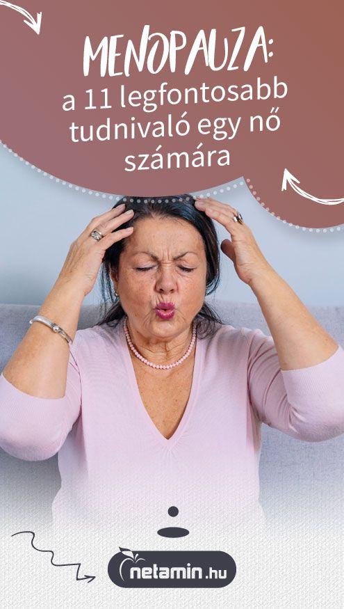 menopauza zsírégető