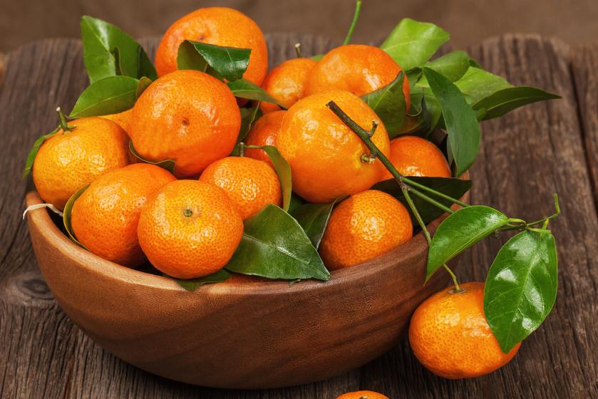 tartós mandarin fogyás