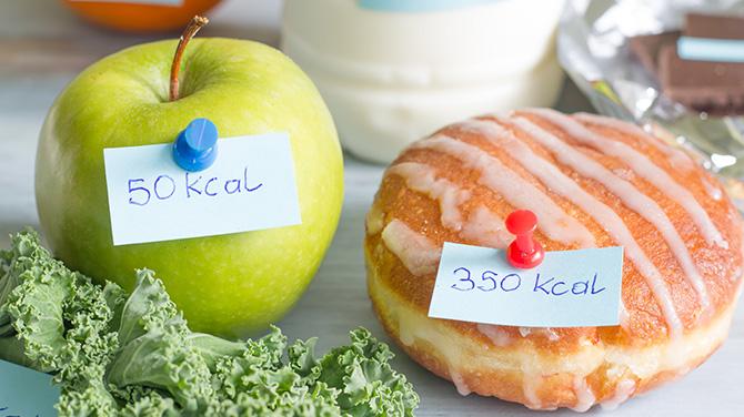 kalóriamennyiség a fogyáshoz
