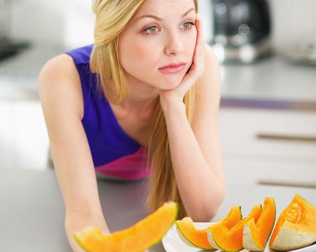 Hogyan lehet fogyni a menstruáció során: befolyásolják a súlyt - Orvosok