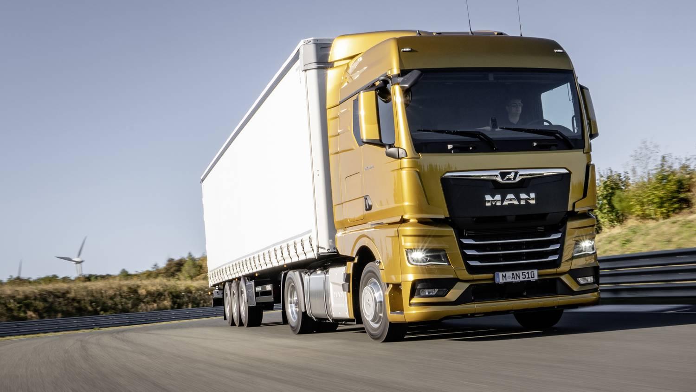 Nem fogynak a teherautók Európában