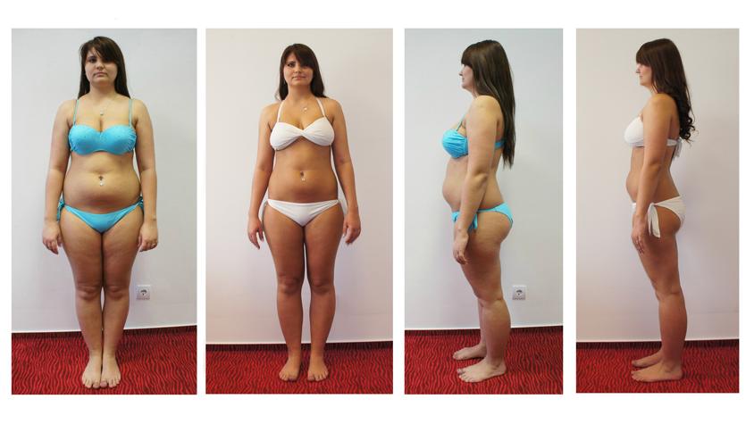 Egy hónap alatt: mínusz 8 kg!