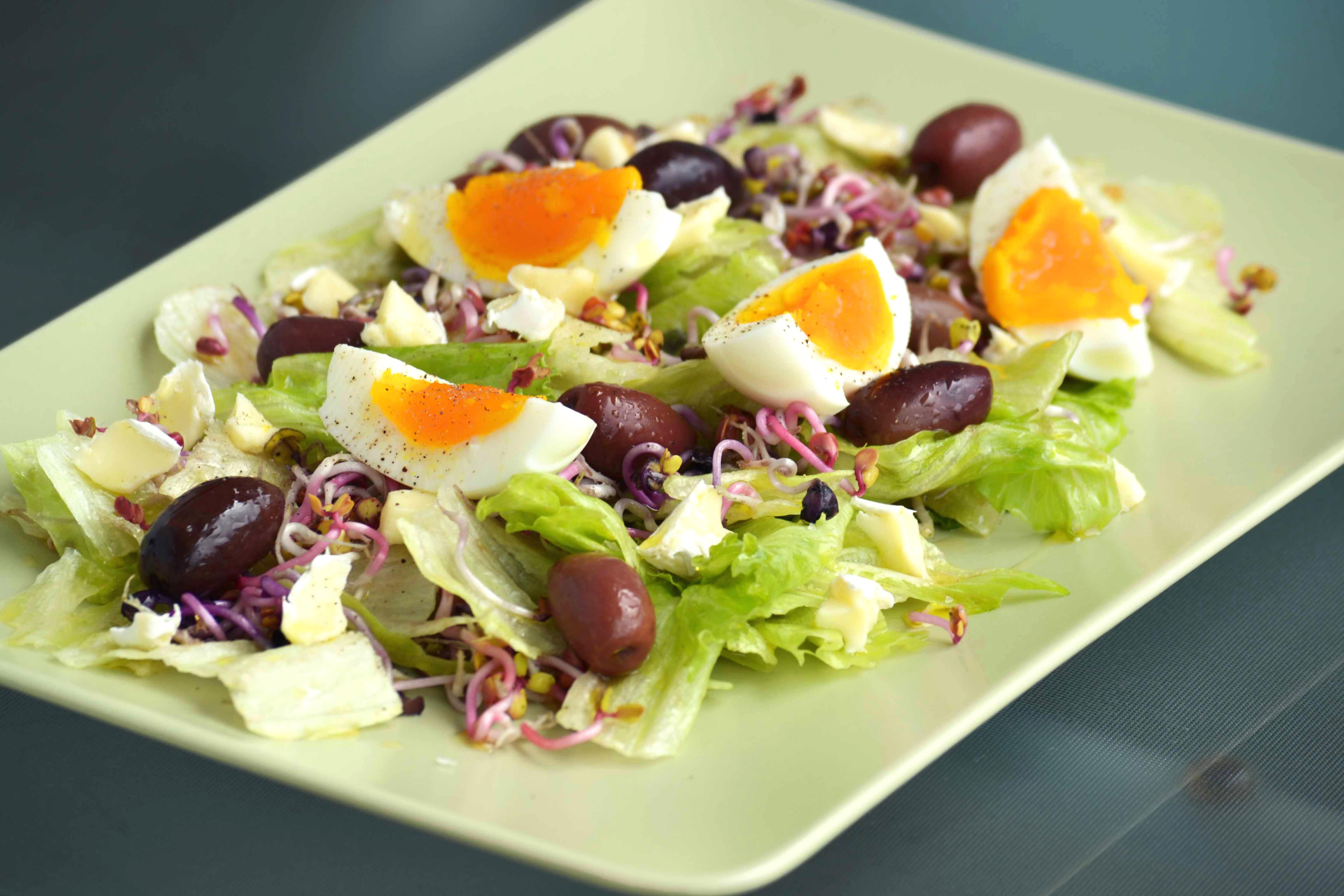fogyókúrás saláták 40 felett fogyás
