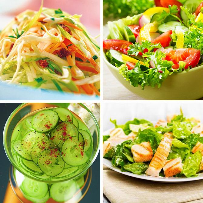 fogyókúrás saláták fogyás hirdetési minta