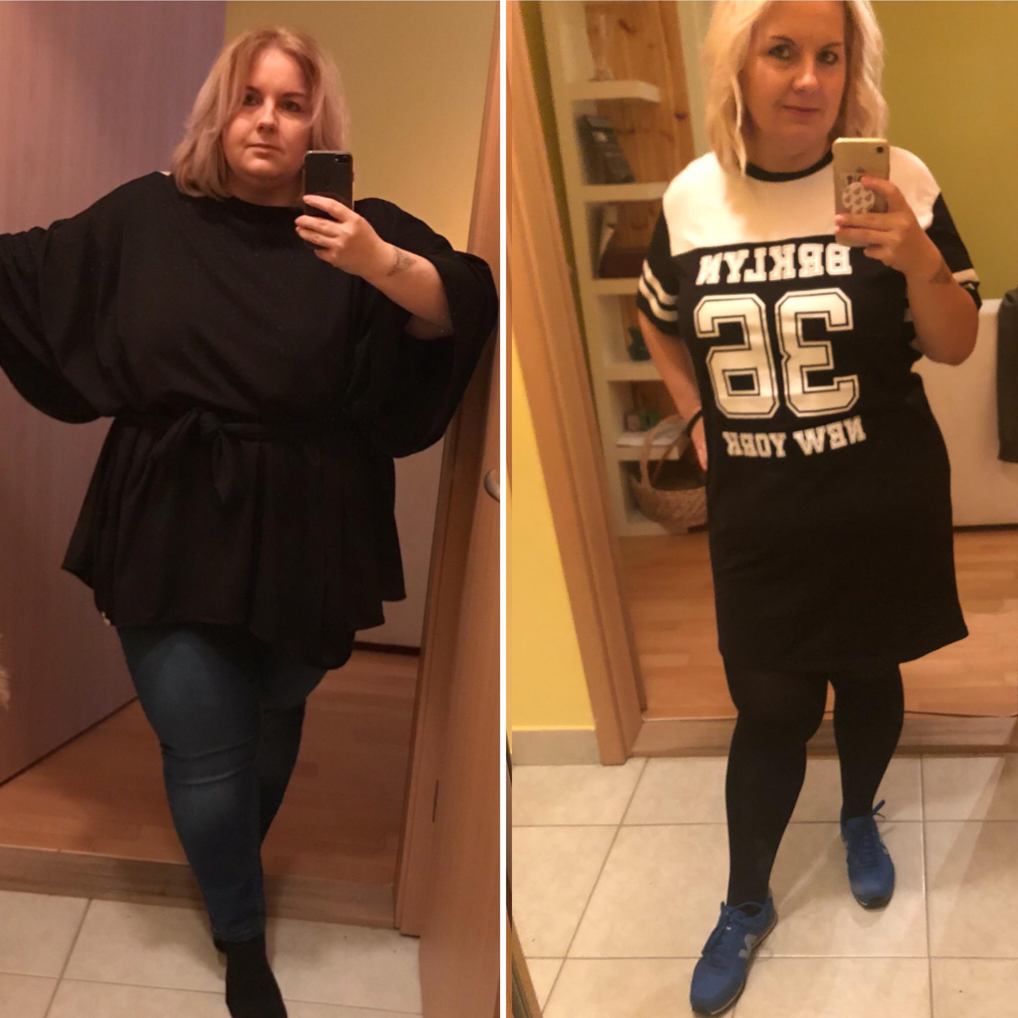 40 kilót fogyott, hogy anyuka, 60-at, hogy jó anyuka lehessen