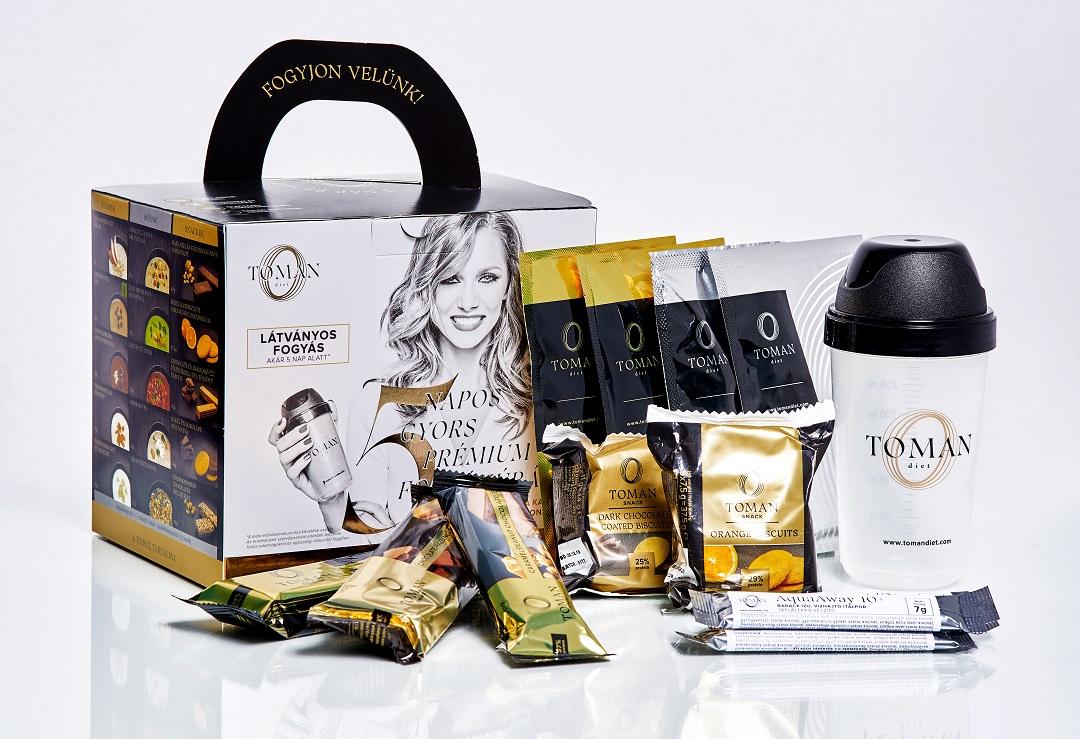 Natur Tanya® Expressz Diéta Program – 5 napos antikatabolikus ketogén diéta csomag.