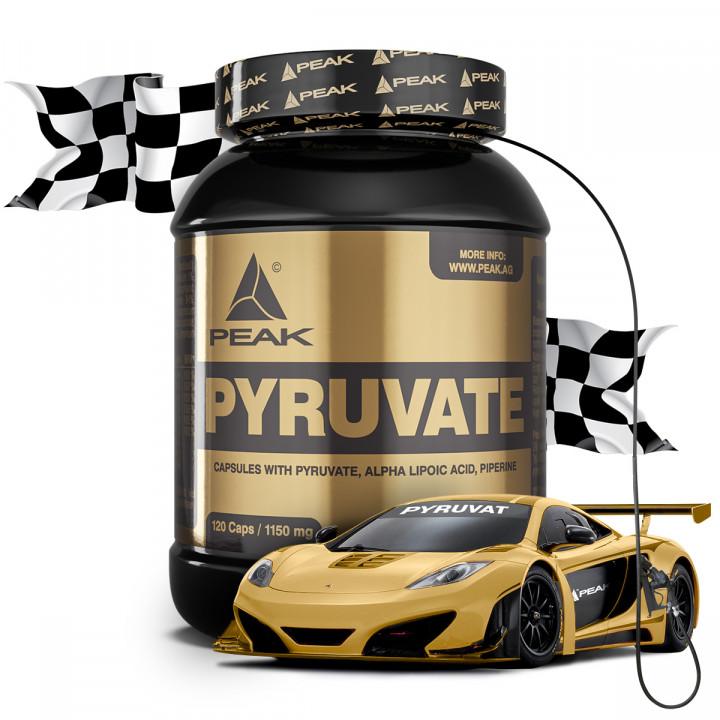 A zsírégető jelentősége a férfi hobbi sportolók táplálkozásában! Mit tud a Pyruvat?   Peak Man