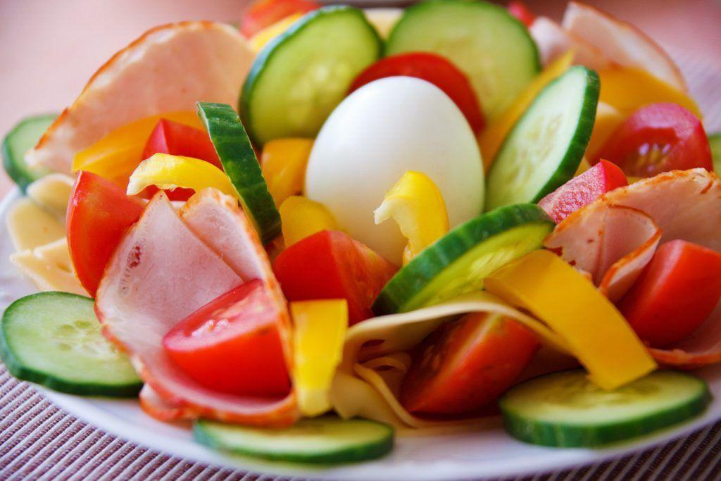 Ketogén diéta alapanyagai