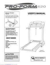 ProForm V Treadmill Felhasználói Kézikönyv (Page 28 of 34) | ManualsLib
