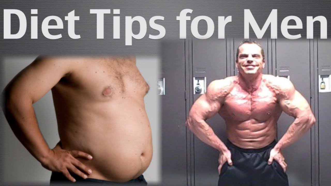 mens fat loss diet and workout