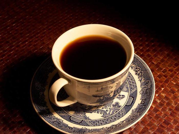 A fekete kávé hasznos a fogyásban