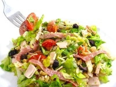 fogyókúrás saláták Fogyás sikertörténetek 45 éves
