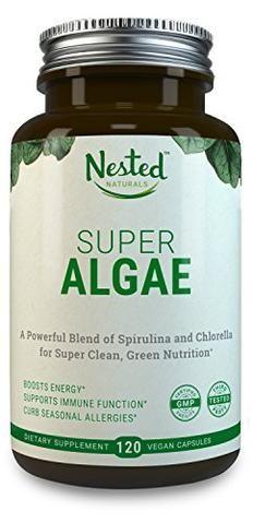 Miért és hogyan csökkenti az étvágyat a Spirulina és a Chlorella alga?