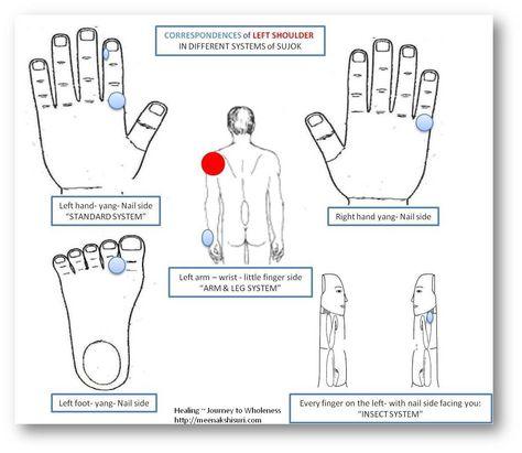 4 mágikus pont a testeden a fogyás elősegítésére és az egészségért