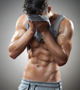 mit kell tennie, elveszíti a testzsírt