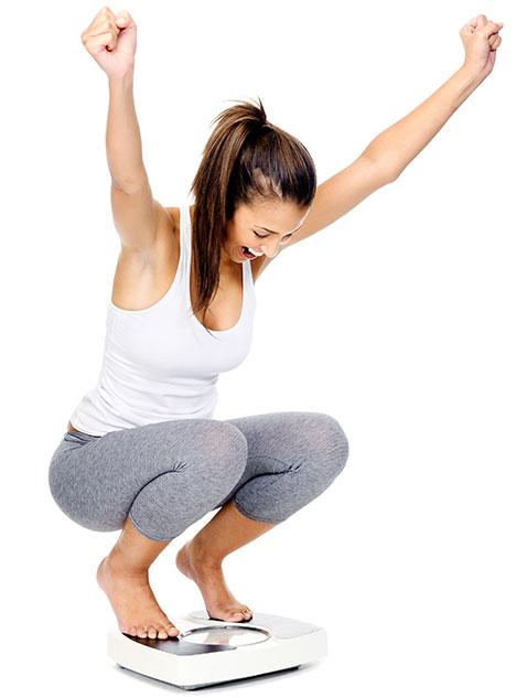Miért fogyás lassan megy kg