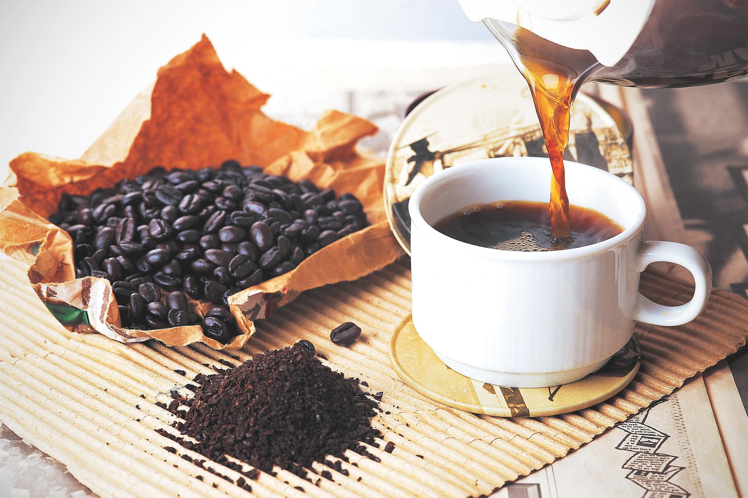 A zöld kávé fogyasztása, elkészítése és hatása a szervezetre.