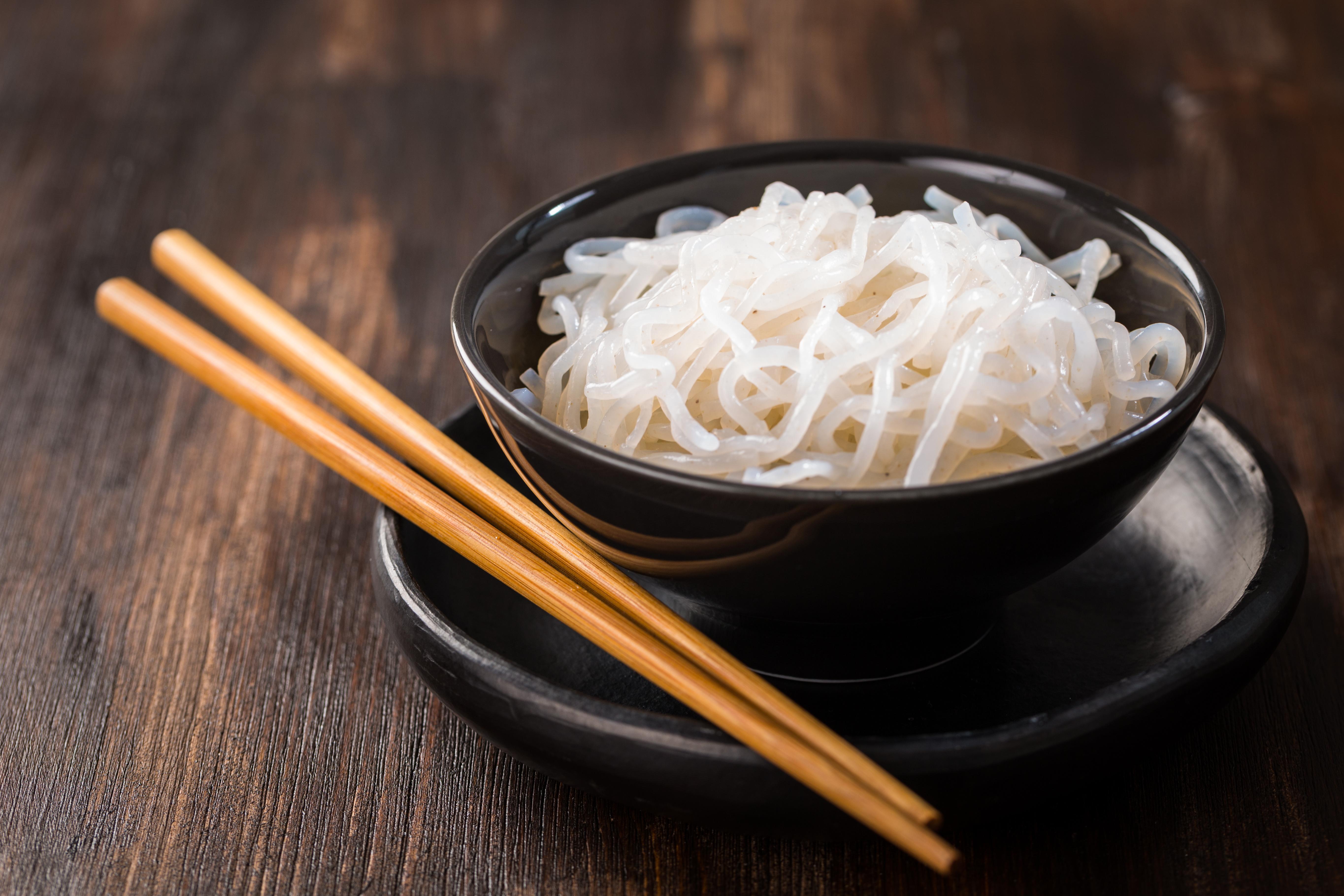 Ki fedezte még fel magának a SHIRATAKI japán 'tésztát' fogyókúrás célokra?