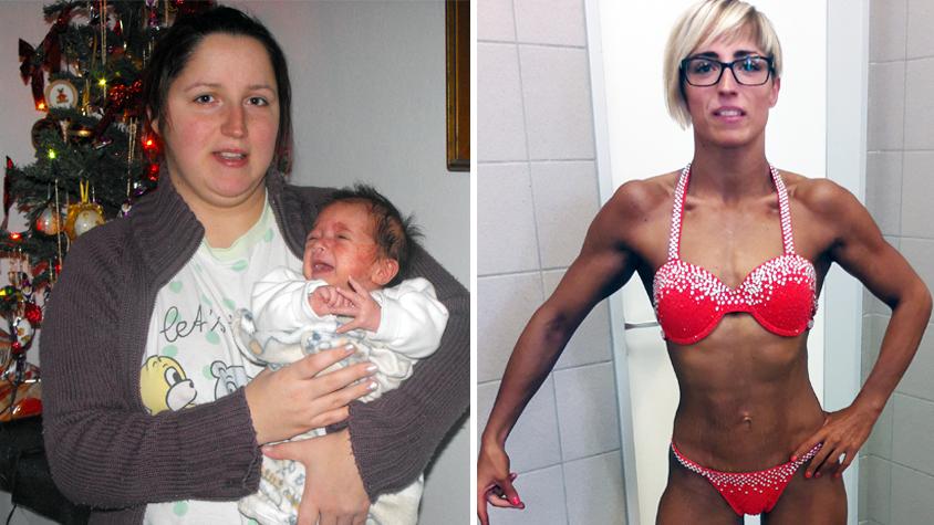 Egyetlen mondat segített Nórinak fogyni 40 kilót | nlc