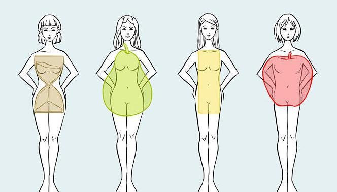Keressen egy megfelelő figurát. Hogyan lehet meghatározni a test típusát?