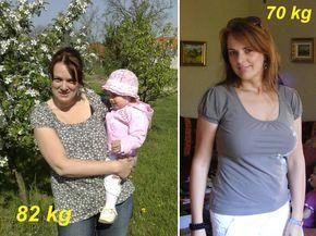 82 kg fogyni