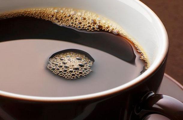 fekete kávé természetes zsírégető