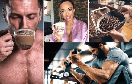 hogyan kell használni a koffeint a zsírégetésre fogyni nyers
